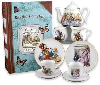 Reutter Alice In Wonderland Tea Set
