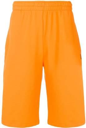 Kenzo elasticated waistband shorts
