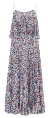 BOSS Hugo Gallery Collection Layered Dress Dolaya GC 2 Patterned