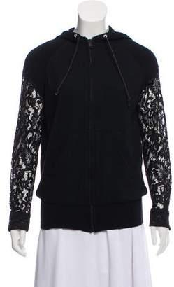 Sacai Luck Long Sleeve Hooded Jacket