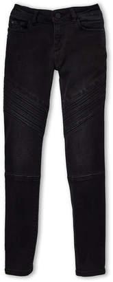 DL1961 Girls 7-16) Skinny Chloe Moto Jeans