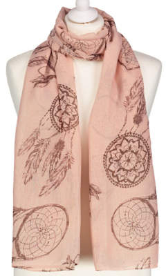 CAT Dreamcatcher Shimmering Scarf