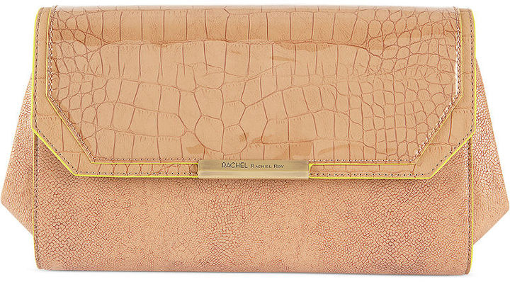 Rachel Roy Handbag, Gusset Large Clutch