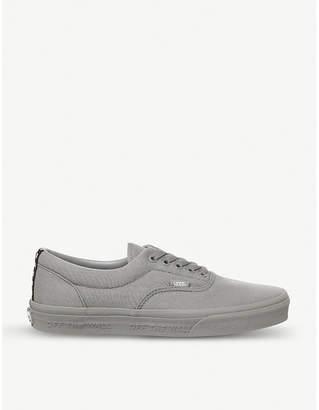 Mens Black Canvas Shoes - ShopStyle UK d18f91822