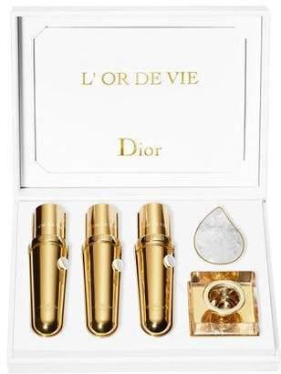 Christian Dior L'Or de Vie La Cure Vintage 2016