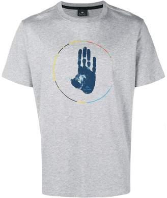 Paul Smith handprint T-shirt
