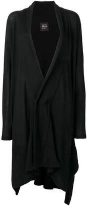 Yohji Yamamoto draped cardigan