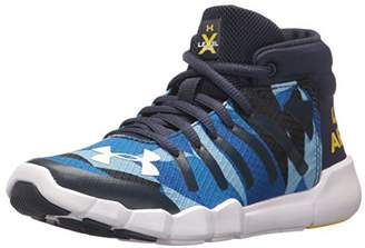 Under Armour Boys' Pre School X Level Destroyer Ankle Boot