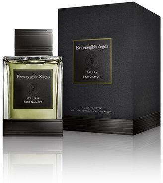 Ermenegildo Zegna Essenze Italian Bergamot Eau de Toilette, 4.2 oz. $205 thestylecure.com