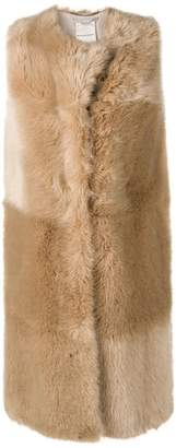 Stella McCartney long-line gilet