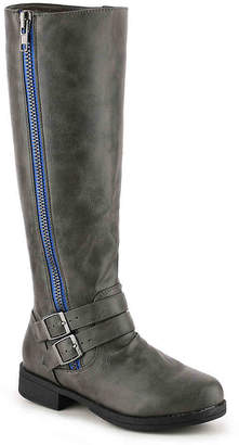 Journee Collection Lady Wide Calf Riding Boot - Women's