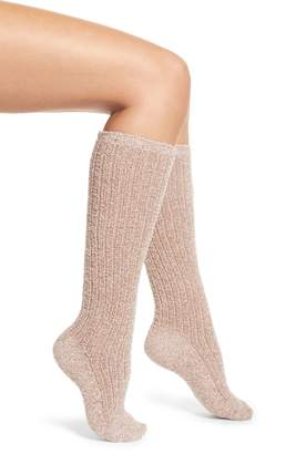 Barefoot Dreams R) CozyChic(TM) Rib Knee High Socks