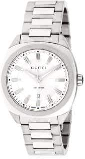 Gucci Stainless Steel Analog Bracelet Watch