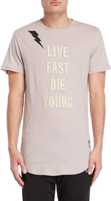 Religion Live Fast Tee