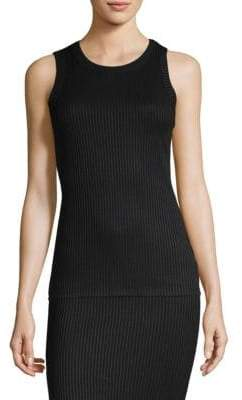 MICHAEL Michael Kors Ribbed Knit Tank