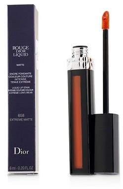 Christian Dior NEW Rouge Liquid Lip Stain (# 658 Extreme Matte ) 6ml/0.2oz