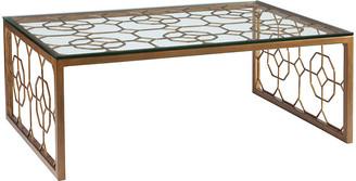 Artistica Honeycomb Coffee Table - Renaissance Gold