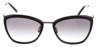 Garrett Leight Louella Cat-Eye Sunglasses