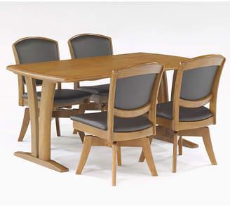 IDC OTSUKA/大塚家具 ダイニングテーブル ウルゴ2 アッシュ材 1800タイプ ミディアムオーク