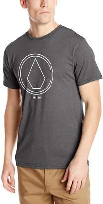 Volcom Men's Pin Line Stone T-Shirt