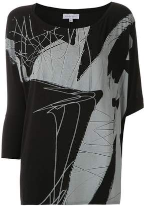 M·A·C Mara Mac printed blouse