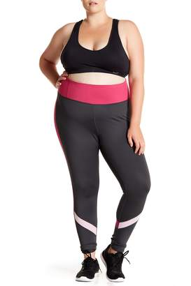 Zella Z By Plush Zenobia Ankle Leggings (Plus Size)