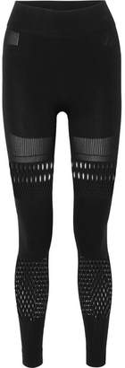 adidas by Stella McCartney Warpknit Stretch Leggings - Black