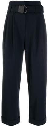 Brunello Cucinelli adjustable waist trousers