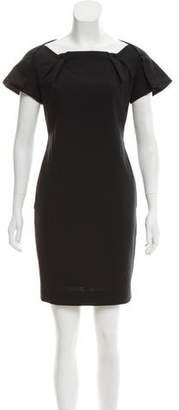 RED Valentino Mini Short Sleeve Dress