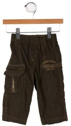 Catimini Boys' Plaid Straight-Leg Pants