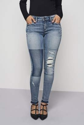 Silver Jeans Silver Aiko Ankle Skinny Jeans