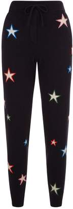 Chinti and Parker 3D Star Cashmere Sweatpants