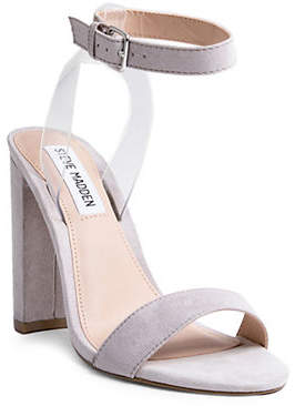 Steve Madden Ankle Strap High-Heel Sandals