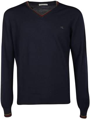 Etro V-neck Classic Sweater