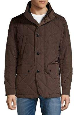 Strellson Quilted Jacket