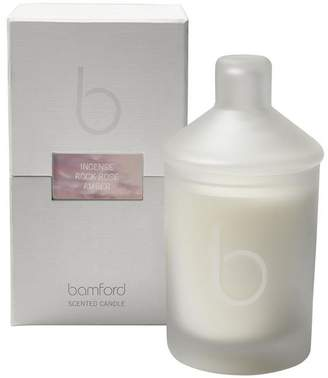 Bamford Incense Double Wick Candle 300g
