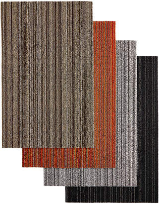 "Chilewich Skinny Stripe Doormat, 18"" x 28"""