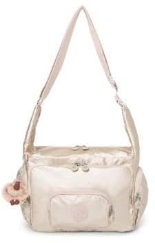 Kipling Erica Metallic Crossbody Bag