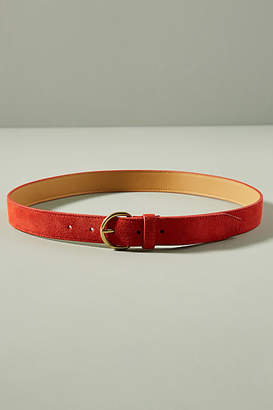 Anthropologie Ruby Belt