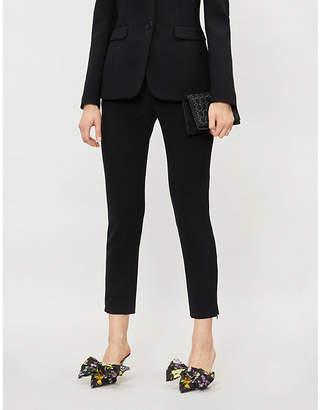 Altuzarra Henri mid-rise skinny crepe trousers