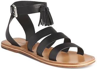 Whistles Tassel Gladiator Sandals $259 thestylecure.com