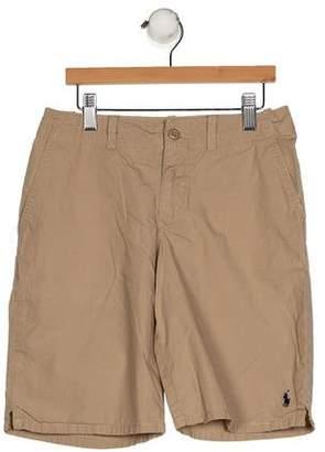 Polo Ralph Lauren Boys' Four Pockets Cargo Shorts