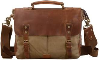 EAZO - Messenger Bag in Khaki