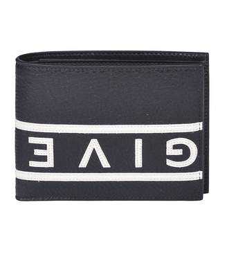 Givenchy Logo Contrast Bi-fold Wallet