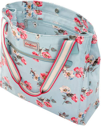 518e5d0d07 Cath Kidston Cats   Flowers Heywood Tote Bag