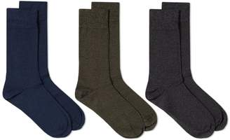 Schiesser Fred Sock - 3 Pack