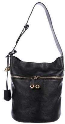 Alexander McQueen Skull Padlock Bucket Bag