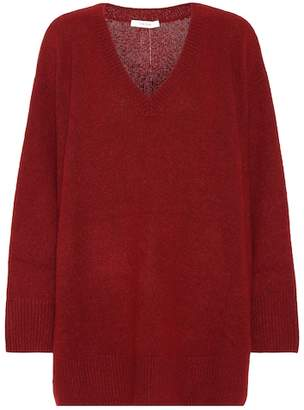 The Row Sabrinah cashmere and silk sweater