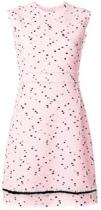 Giambattista Valli dotted print day dress
