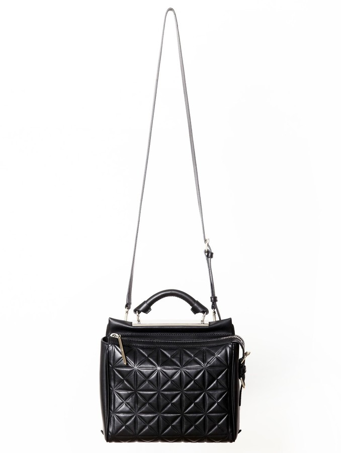 3.1 Phillip Lim Faceted Small Ryder Satchel